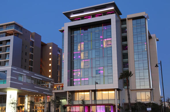 Cape Town Marriot Hotel Crystal Towers Century City