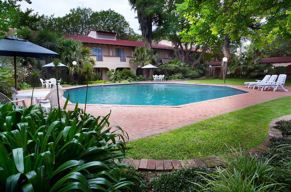 Garden Court Polokwane has a swimming pool.