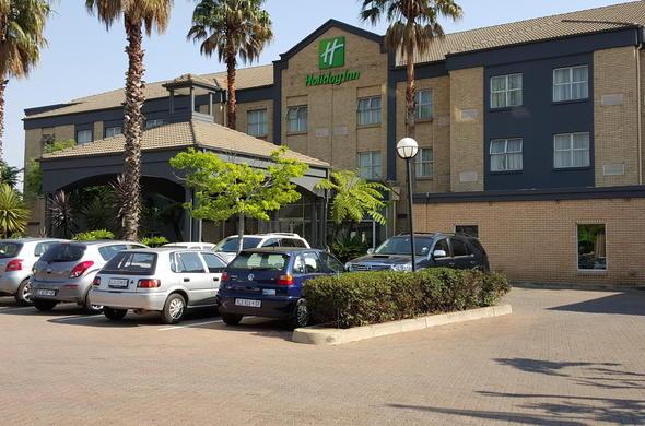 Holiday Inn Johannesburg Airport 4 Star Johannesburg
