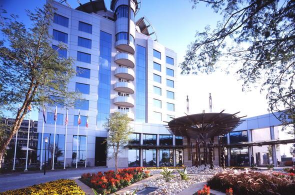 Inter Continental Hotel 5 Star Johannesburg Airport Luxury