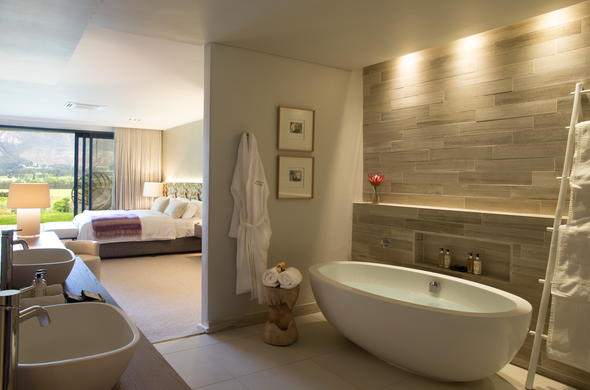 En Suite Bathroom South Africa: Images Of Mont Rochelle Hotel And Mountain Vinyards