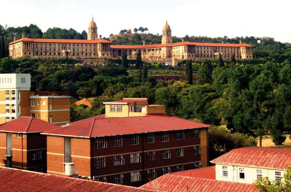 80c85aa6b256 The Premier Hotel Pretoria is conveniently located next to the Union  Building.