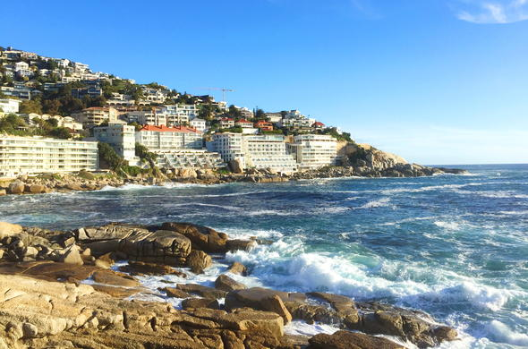 Bantry Bay luxury hotel accommodation in Cape Town.