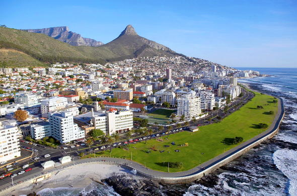 Sea Point Hotels in Cape Town.