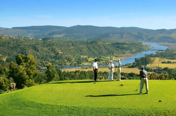 Play a round of golf on the world-class golf course at Simola.